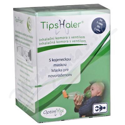 Zobrazit detail - Tips-haler inhalační nástavec pro kojence 0-9 měs.