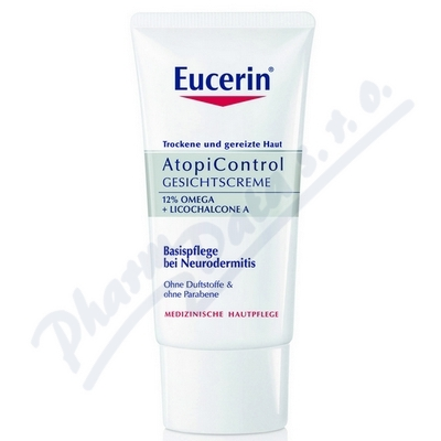 Zobrazit detail - EUCERIN AtopiControl pleť. krém suchá zarud. p.  50ml