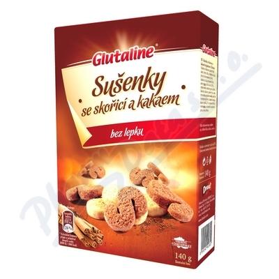 Zobrazit detail - Glutaline sušen. skořice kakao bez lepku DRUID 140g