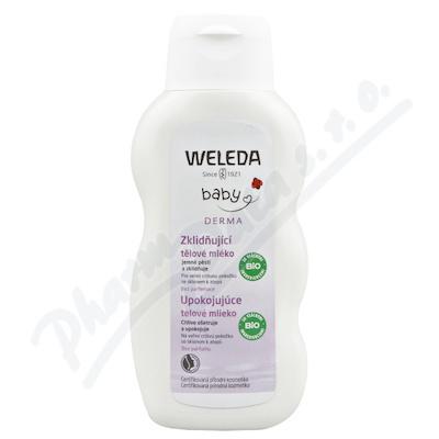 Zobrazit detail - WELEDA Zklidňující tělové mléko 200 ml