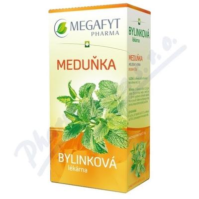 Zobrazit detail - Megafyt Bylinková lékárna Meduňka 20x1. 5g