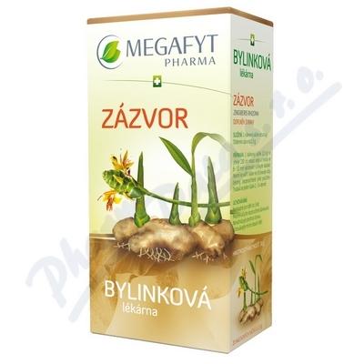 Megafyt Bylinková lékárna Zázvor 20x1.5g