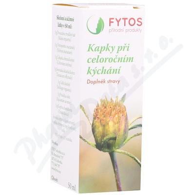 Zobrazit detail - FYTOS Kapky při alergii 50 ml