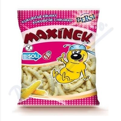 Zobrazit detail - Bersi snack kukuřičné křupky Maxínek 80g