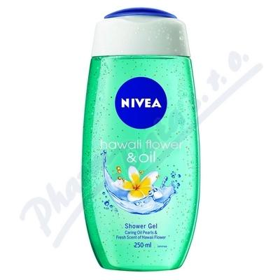 Zobrazit detail - NIVEA Sprchový gel HAWAIIAN FLOWER OIL 250ml 80863