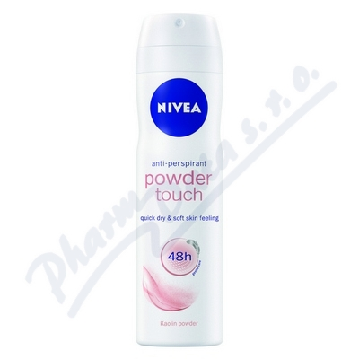 NIVEA Deo ženy POWDER TOUCH sprej AP 150ml 82286
