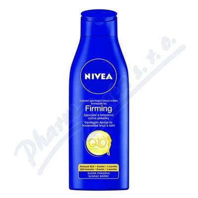 Zobrazit detail - NIVEA Body těl. mléko Výživné zpevň. Q10 250ml 80315