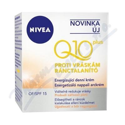 Zobrazit detail - NIVEA Energizující krém pr.  vráskám Q10 50ml 82322