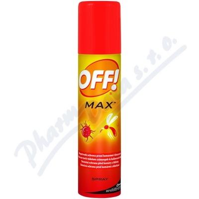 Zobrazit detail - OFF! Max spray 100ml