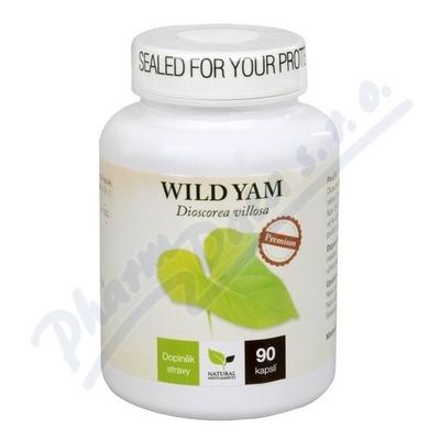 Wild Yam PREMIUM cps.90