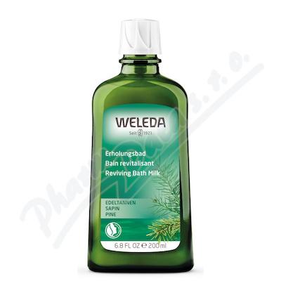 Zobrazit detail - WELEDA Jehličnanová koupel uvolňující 200ml