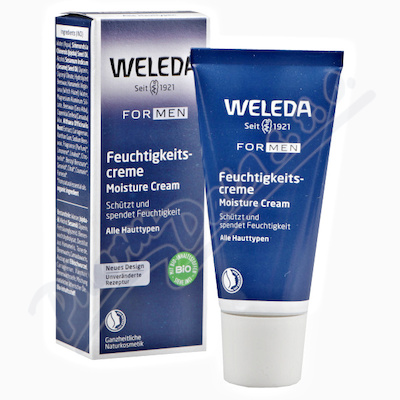Zobrazit detail - WELEDA Hydrata�n� kr�m pro mu�e 30ml