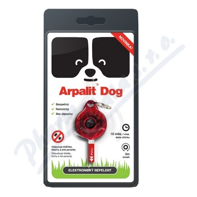 Zobrazit detail - Arpalit Dog Elektronick� repelent