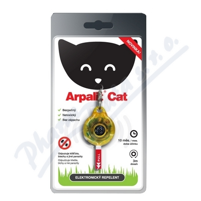 Zobrazit detail - Arpalit Cat Elektronick� repelent