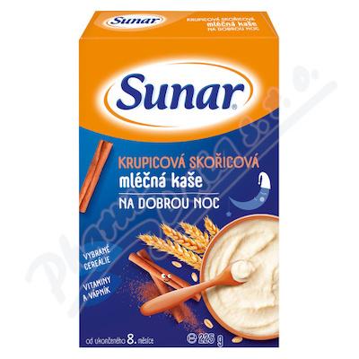 Zobrazit detail - Sunarka krupicov� ka�.  sko�ice na dobr. noc ml. 225g