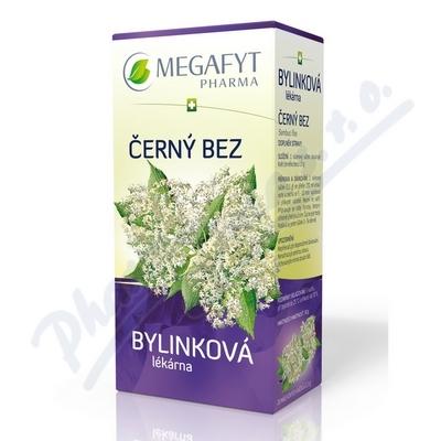 Zobrazit detail - Megafyt Bylinková lékárna Černý bez n. s. 20x1. 5g