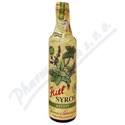 Kitl Syrob Mátový 500 ml