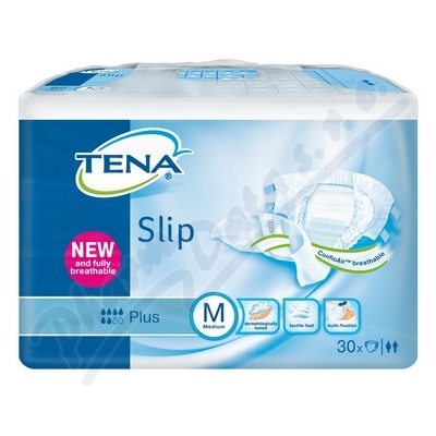 Inkont.kalh.abs.TENA Slip Plus Medium 30ks 710630
