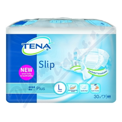 Inkont.kalh.TENA Slip Plus Large 30ks 710730
