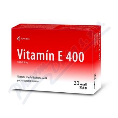 Zobrazit detail - Vitamín E 400 cps. 30
