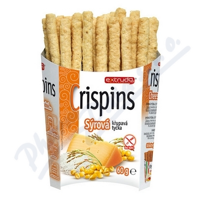 Zobrazit detail - Crispins tyčka sýr 60g