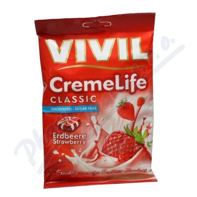 Zobrazit detail - Vivil Creme life jahoda bez cukru 110g