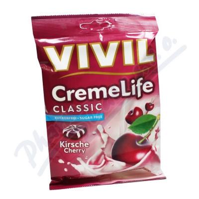 Zobrazit detail - Vivil Creme life višeň bez cukru 110g