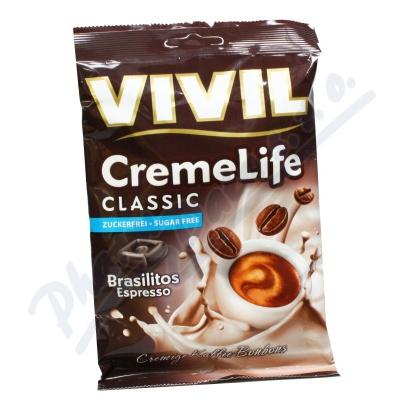 Zobrazit detail - Vivil Creme life brasilitos espresso b. cukru 110g