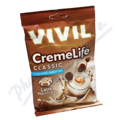 Zobrazit detail - Vivil Creme life latte-macchiato bez cukru 110g