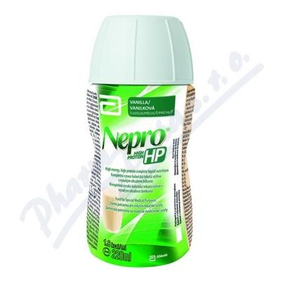 Zobrazit detail - NEPRO HP příchuť vanilková por. sol. 1x220ml