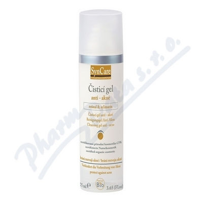 Zobrazit detail - SynCare �ist�c� gel anti-akn� 75ml