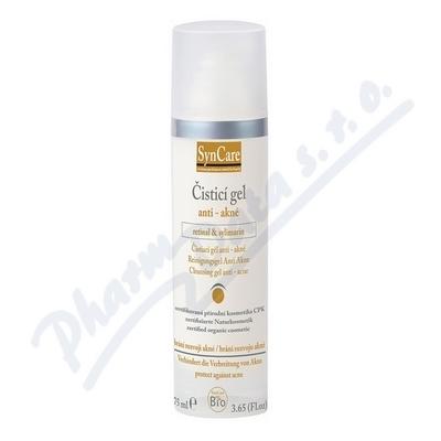 SynCare Čistící gel anti-akné 75ml