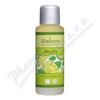 Zobrazit detail - Saloos Tělový a masážní olej Mojito 50ml
