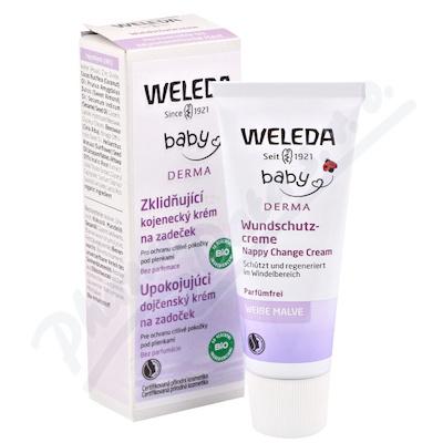 Zobrazit detail - WELEDA Zklidňující kojenecký krém 50 ml