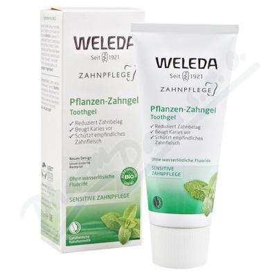 Zobrazit detail - WELEDA Rostlinný zubní gel 75ml