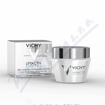 Zobrazit detail - VICHY Liftactiv Supreme PS 50ml