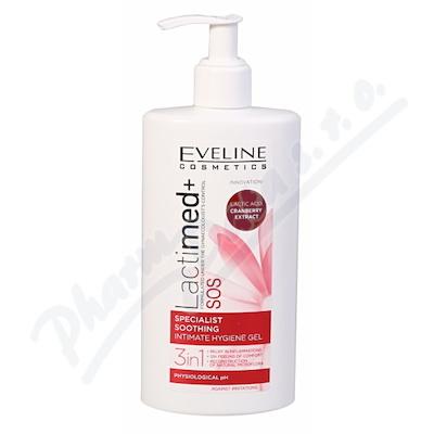 Zobrazit detail - EVELINE LactaMED protizánětlivý intimní gel 250ml