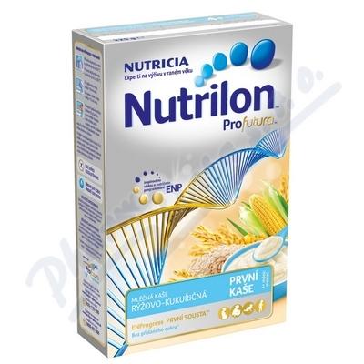 Zobrazit detail - Nutrilon kaše Profutura rýžovo-kukuř.  225g 4M