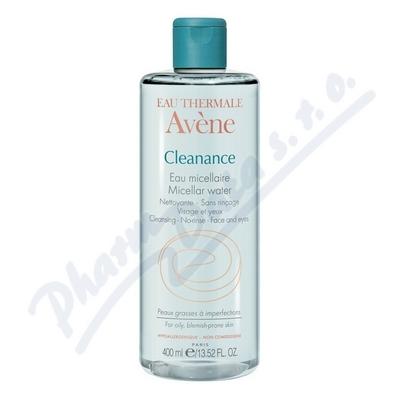 Zobrazit detail - AVENE Cleanance Micelární voda 400ml
