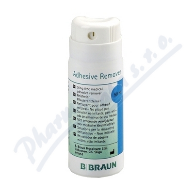 Zobrazit detail - B. Braun Adhezive remover spray 50ml
