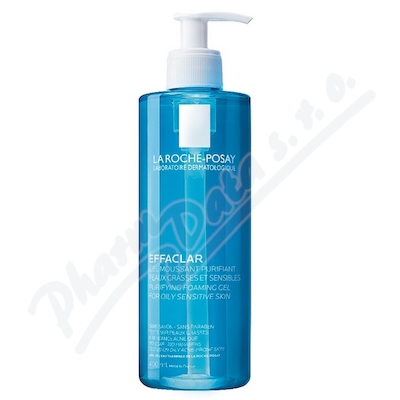 Zobrazit detail - LA ROCHE-POSAY Effaclar gel R17 400ml