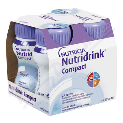 Nutridrink Compact Neutral por.sol. 4x125ml NOV�