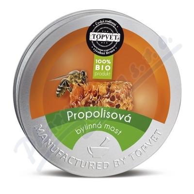 Zobrazit detail - TOPVET Propolisová mast 50ml