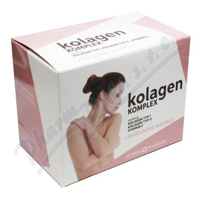 Zobrazit detail - Rosen Kolagen KOMPLEX tbl. 120+rašelinové koupele
