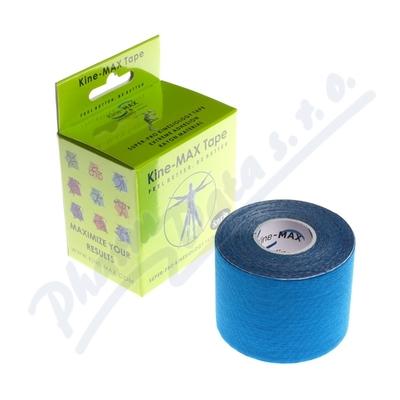 KineMAX SuperPro Ray. kinesiology tape modr.5cmx5m