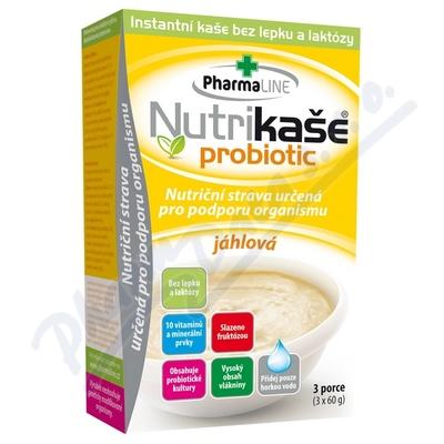 Zobrazit detail - Nutrikaše probiotic jáhlová 180g (3x60g)