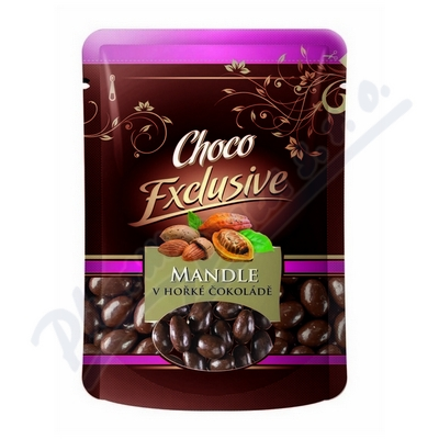 Zobrazit detail - Mandle v hořké čokoládě DOYPACK 700g