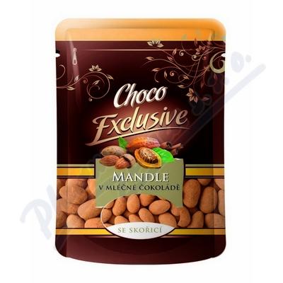 Zobrazit detail - Mandle v mléčné čokoládě se skořicí DOYPACK 700g