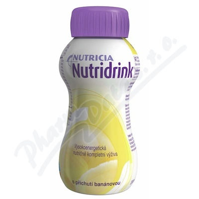 Nutridrink s p��chut� ban�novou 1x200 ml