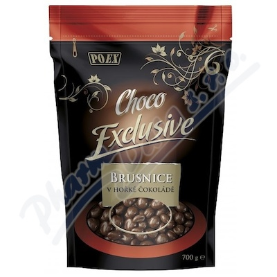 Brusinky v hořké čokoládě 700g